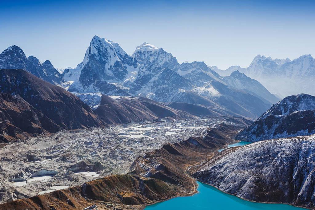 Gokyo Lake Everest Base Camp Trek And Island Peak Climb
